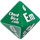Chord Dice Company 113748 Chord Dice Key Of G - Green