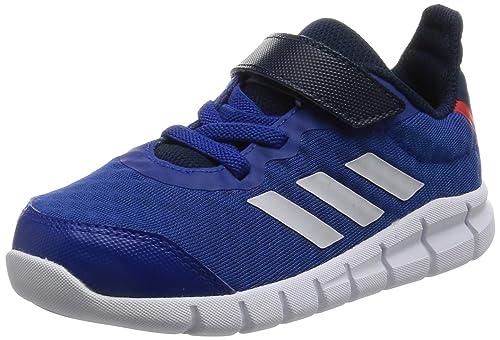the latest 0bf48 1500b Adidas Rapidaflex El i, Scarpe da Ginnastica Unisex – Bambini, Blu (Reauni