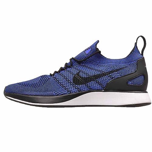 Nike Air Zoom Mariah Flyknit Racer Black Racer Blue Black