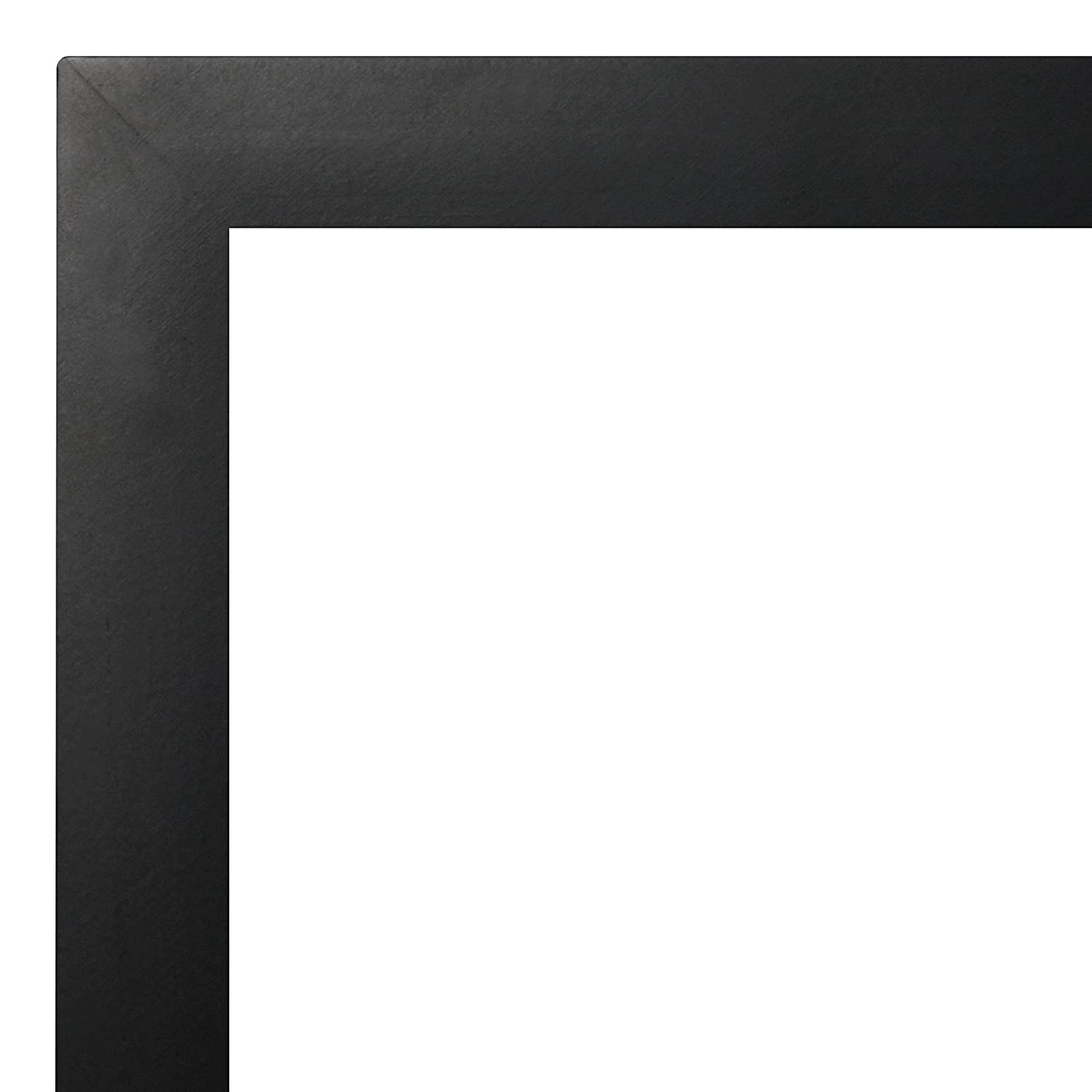 Amazon mcs 11x17 inch gallery wood wall frame black 65613 jeuxipadfo Image collections