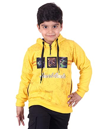 Bravo Boys johny bravo boys sweatshirt yellow amazon in clothing accessories
