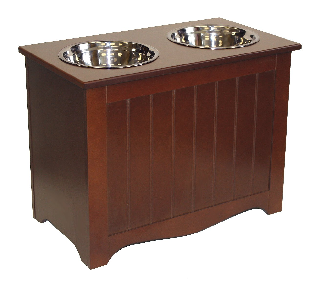 APetProject Large Pet Food Server & Storage Box (Chocolate Brown)LIMIT 1 PER ORDER