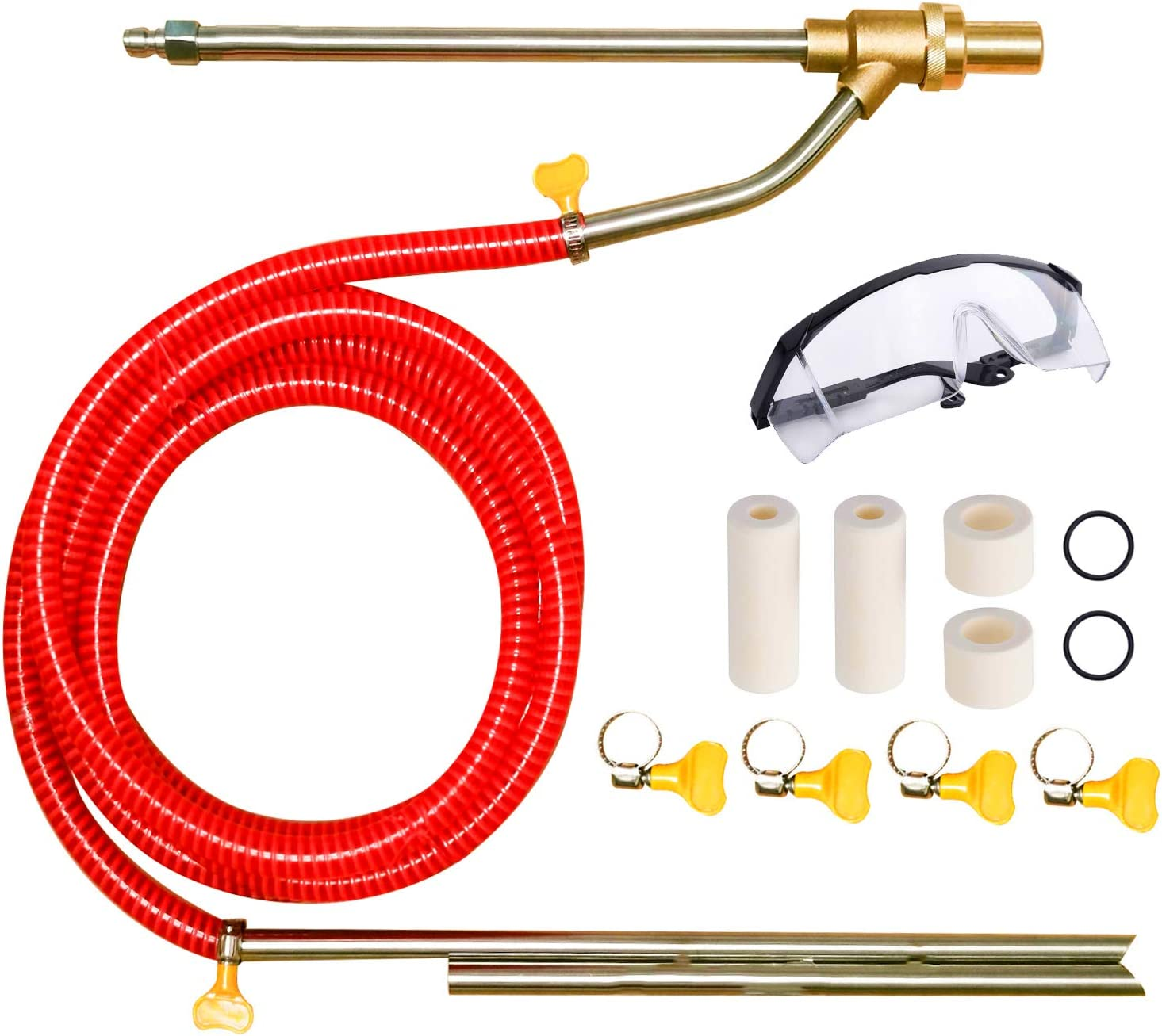 Karcher HD pressure washer compatible M22 Female SANDBLASTING ATTACHMENT KIT