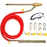 Selkie Pressure Washer Sandblasting Kit - Wet Abrasive Sandblaster Attachment, with Replacement Nozzle Tips,Protect…
