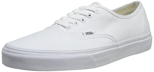 Vans Mens Authentic Core Classic Sneakers (True White)