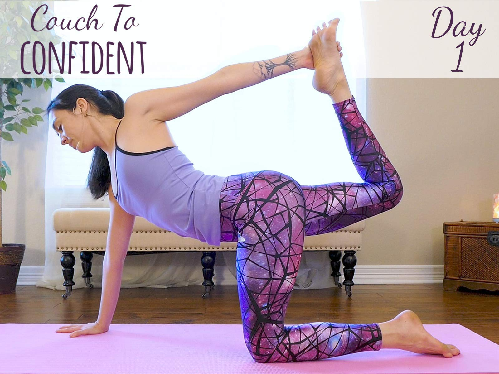 Couch To Confident 14 Day Yoga Challenge on Amazon Prime Video UK
