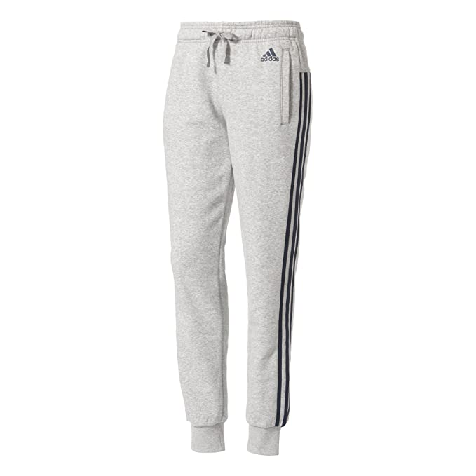 pantaloni tuta donna adidas grigia