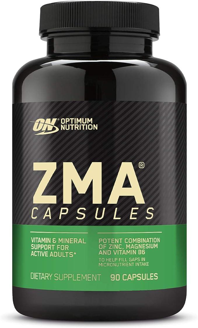 ZMA Optimum - 90 Cápsulas por OPTIMUM NUTRITION