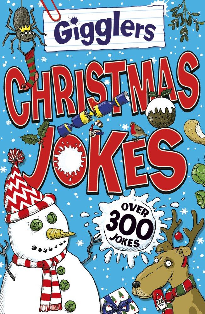 Christmas Jokes (Gigglers): Toby Reynolds: 9781407156552: Amazon.com ...