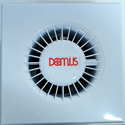 Awe Inspiring Domus Sdf100B Bathroom Extractor Fan With Timer For 4 100Mm Duct Interior Design Ideas Grebswwsoteloinfo