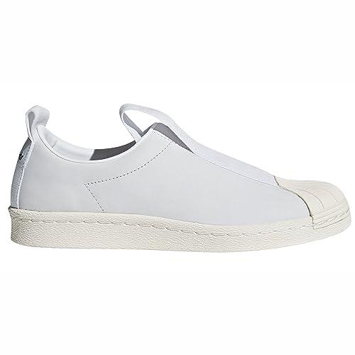 Adidas Original Superstar Slip-On. Zapatillas de Moda para Mujer: Amazon.es: Zapatos y complementos