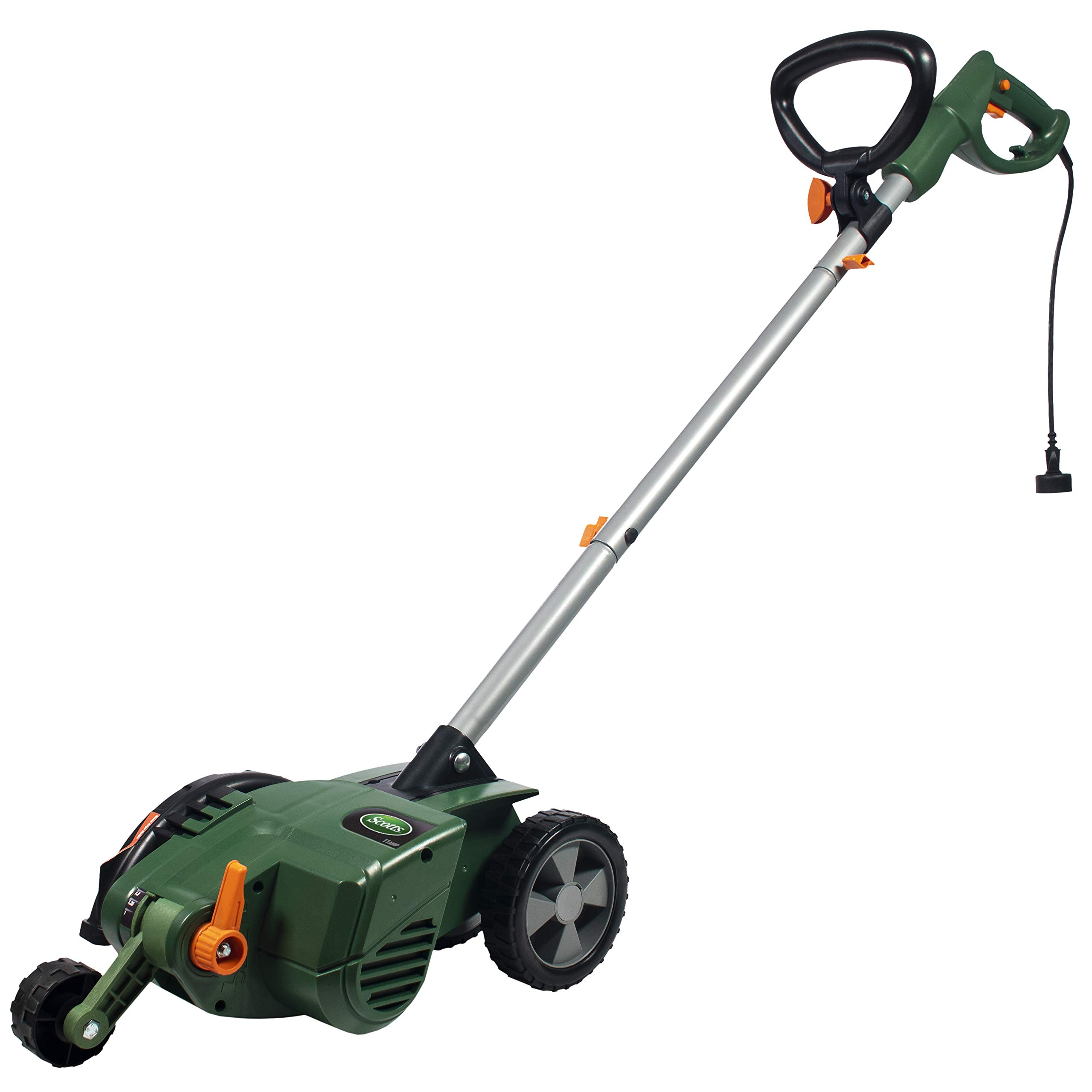 Scotts Outdoor Power Tools ED70012S 11-Amp 3-Position Corded Electric Lawn Edger, Green by Scotts Outdoor Power Tools