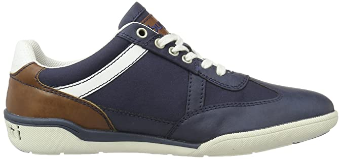 K23046n6, Sneakers Basses Homme, Bleu (Navy 423), 43 EUBugatti