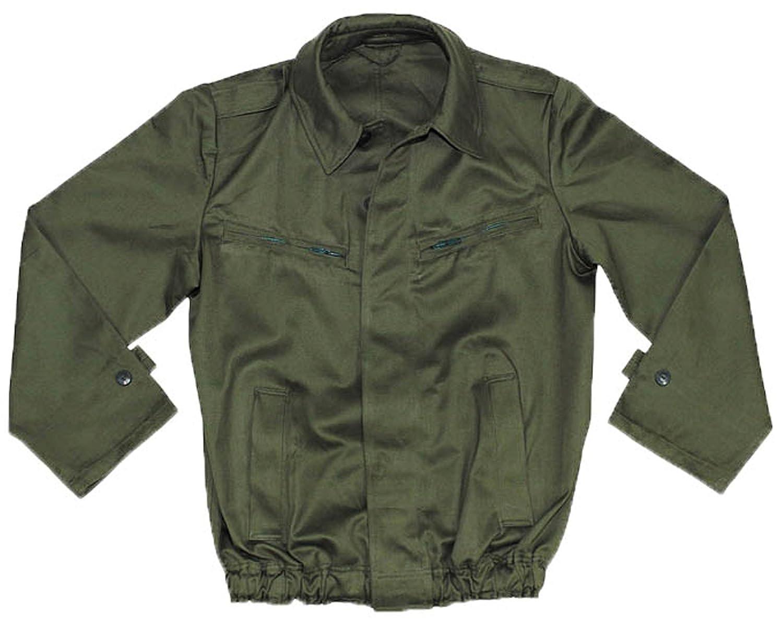Original Hungarian Army Surplus Olive Drab M65 Field Jacket
