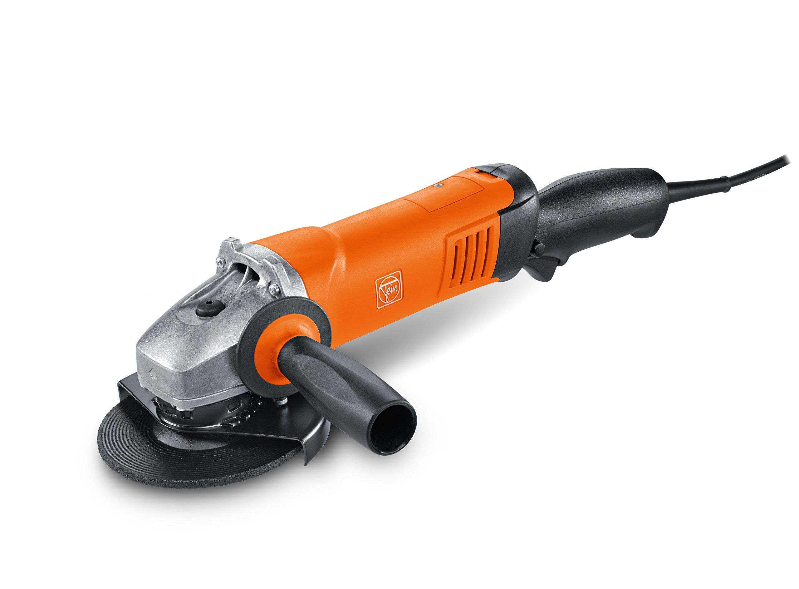 Fein 72222160090/WSG17-150 PRT Handy Compact Angle Grinder With Fein Ergogrip For Fatigue-Free Work