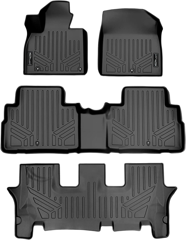 SMARTLINER SA0417//B0417//C0417 for 2020 Kia Telluride Black