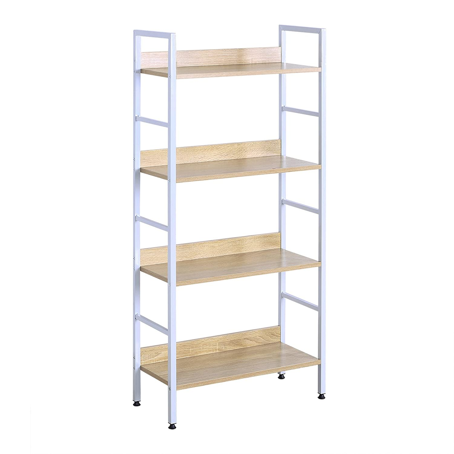 WOLTU Heavy Duty Bookcase Shelf Unit 3 Shelves Storage Rack