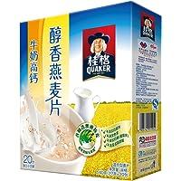 桂格醇香燕麦片牛奶高钙540g