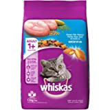 Whiskas Adult Cat Food Pocket Ocean Fish, 1.2 kg Pack