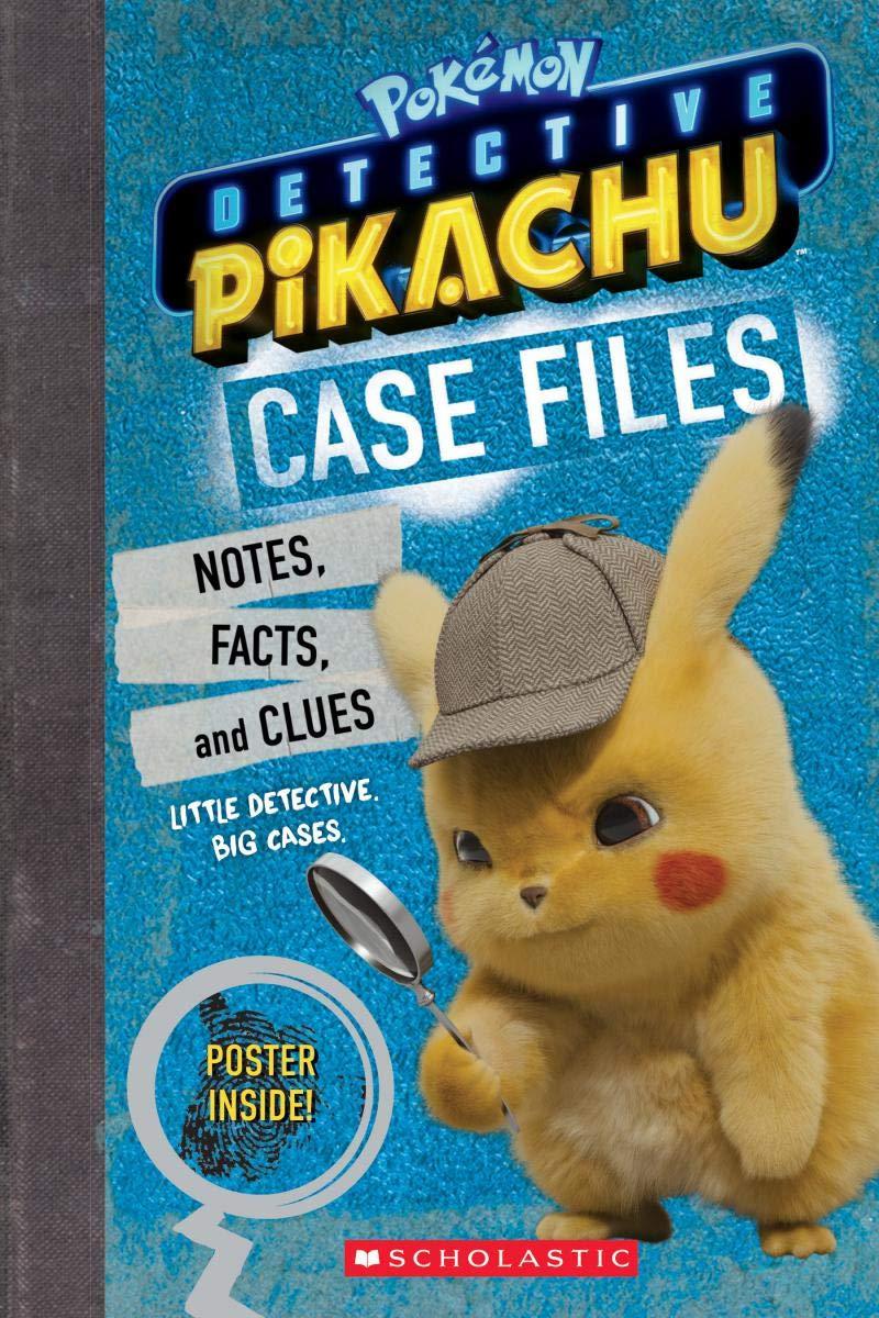 Detective pikachu case file New