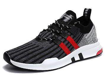 e64b15e9576 IIIIS-F Chaussures de Course Sports Fitness Gym athlétique Baskets Sneakers  Mixte Adulte Chaussures de