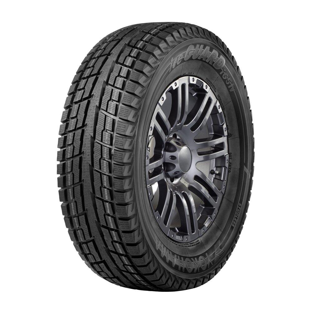[USヨコハマ 直輸入正規品] 225/55R19 YOKOHAMA iceGUARD アイスガード iG51v スタッドレスタイヤ1本 製造国:日本 B07646581W