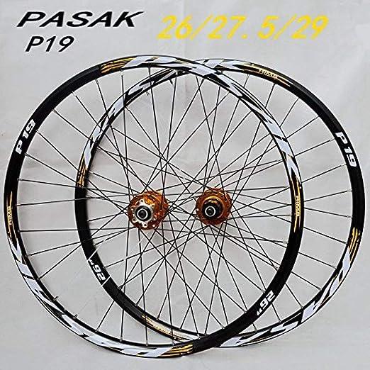 LIMQ 26/27.5/29 MTB Bicicleta De Montaña Bicicleta CNC Hueco ...