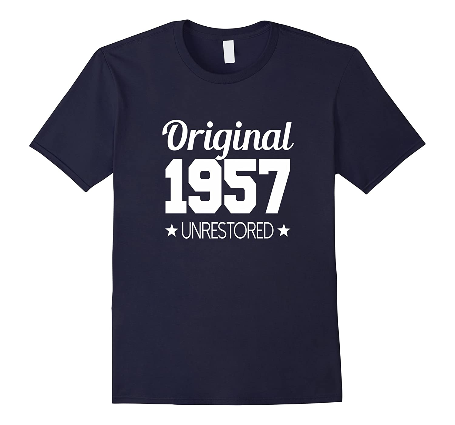 1957 T-shirt 60th Birthday Funny B-day Gag Joke Novelty Yr-PL