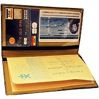 Charmoni-puerta Chéquier-Tarjeta crédito documento de identidad con nueve
