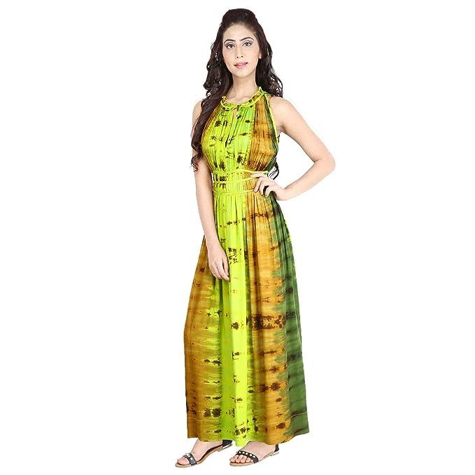 Fashion Farmer s Tie Dye Long Parallel dress, Maternity Dress ...