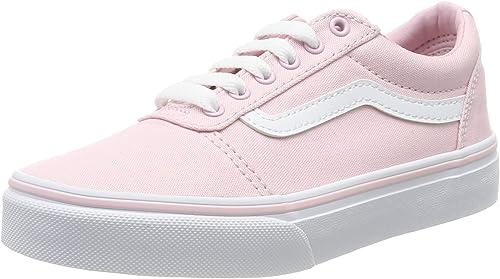 Vans Girls' Ward Canvas Sneakers