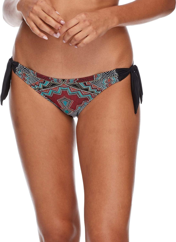 Skye Women's Sash Tie Side Med Bikini Bottom Swimwear