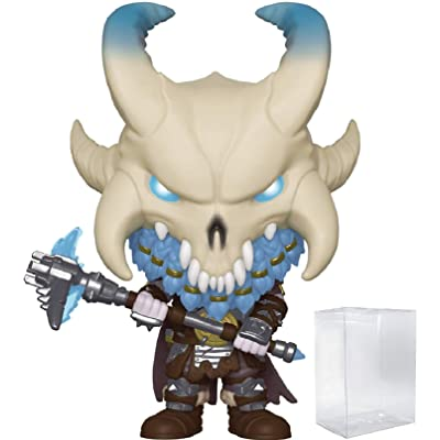 Fortnite Funko - Ragnarok Pop! Vinyl Figure (Includes Compatible Pop Box Protector Case): Toys & Games