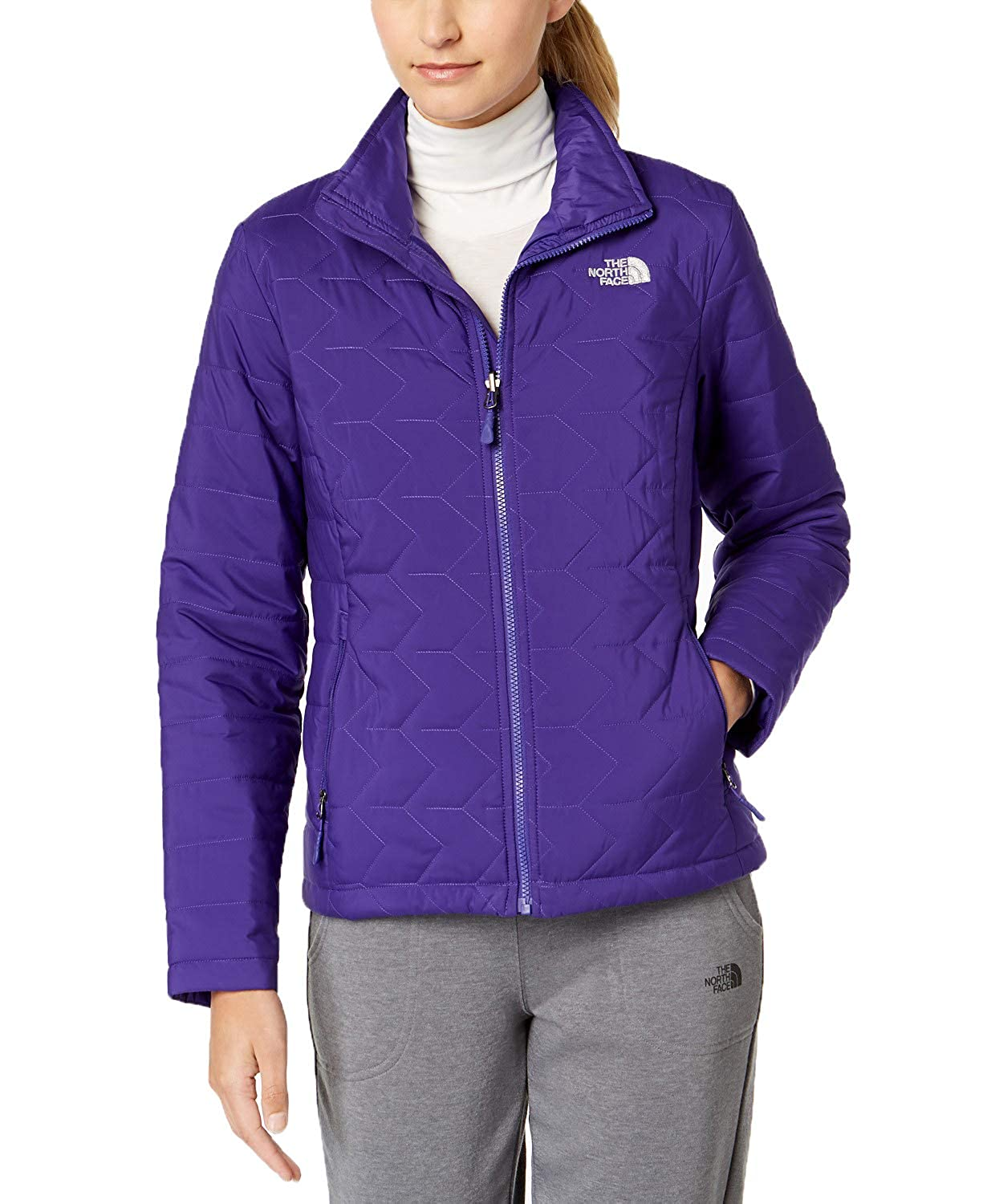21401bff8 Amazon.com: The North Face Women's Tamburello Parka Jacket (Bright ...