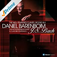 Bach, JS : Well-Tempered Clavier Books 1 & 2