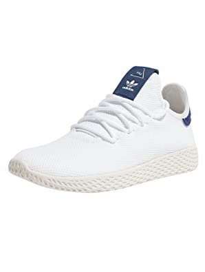 Amazon.com | adidas Pharrell Williams Tennis HU - DB2559 | Fashion Sneakers