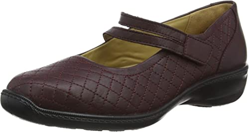Opal Extra Wide Mary Janes