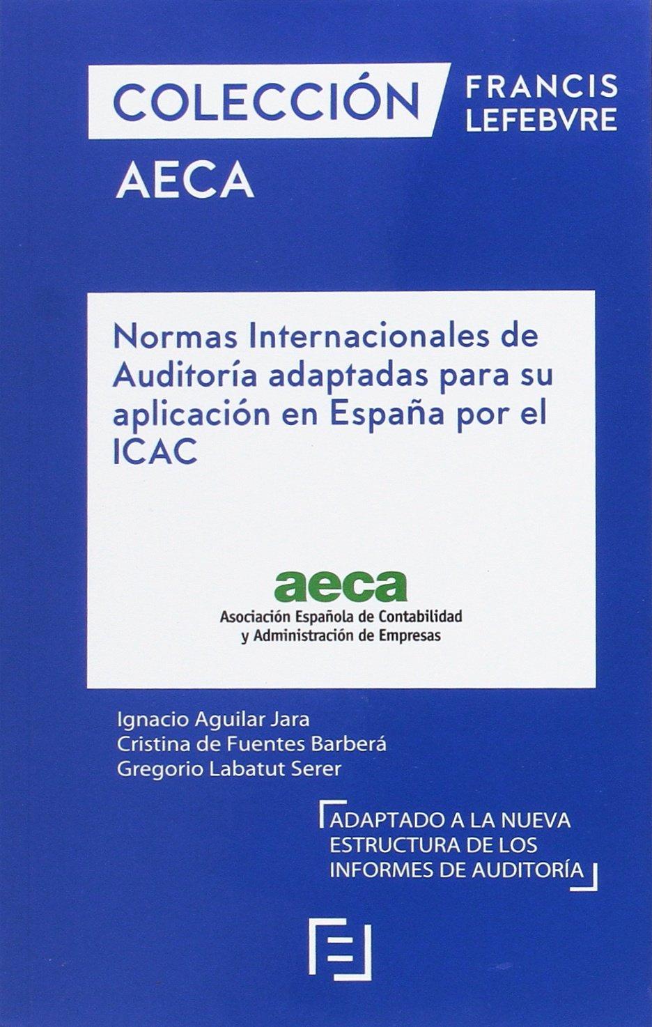 Normas Internacionales de Auditoría adaptadas para su aplicación ...