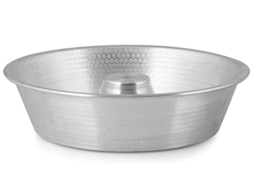 Pentalux-Molde para Tarta Redondo Aluminio, Apto para microondas ...