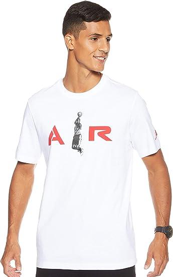 Nike Jordan Air Photo AT0552-100 - Camiseta para Hombre, Color ...