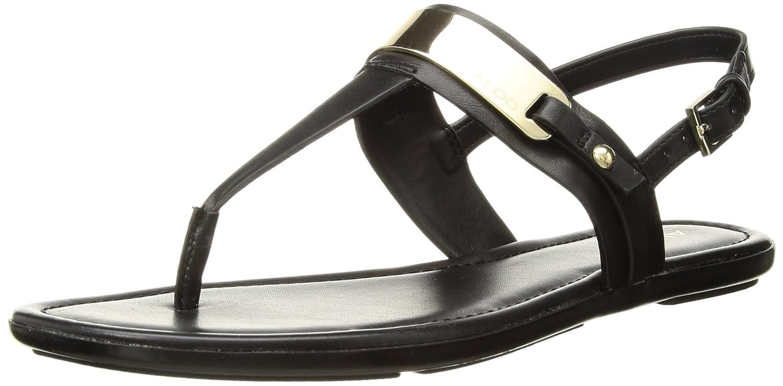 a4f9415bd Amazon.com  ALDO Women s Nigolian Flat Sandal  Shoes
