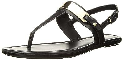 215485a88 Amazon.com  ALDO Women s Nigolian Flat Sandal  Shoes