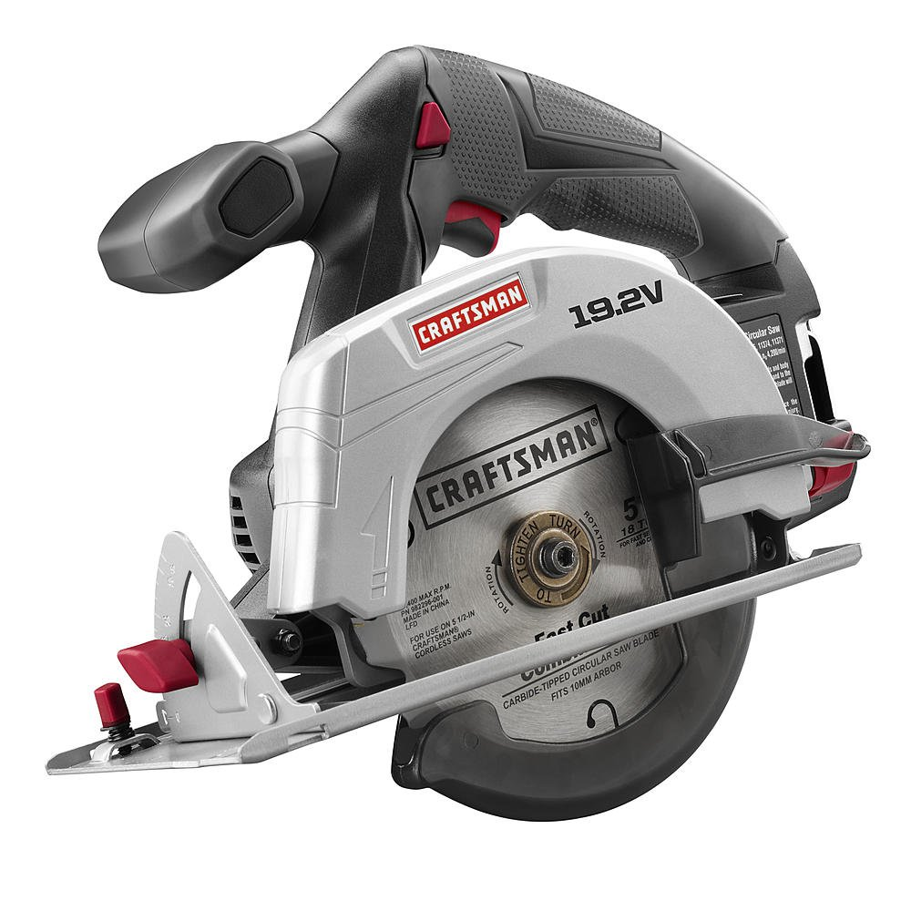 Craftsman c3 192 volt 5 12 inch circular saw model ct2000 bare craftsman c3 192 volt 5 12 inch circular saw model ct2000 bare tool no battery or charger included bulk packaged amazon greentooth Gallery