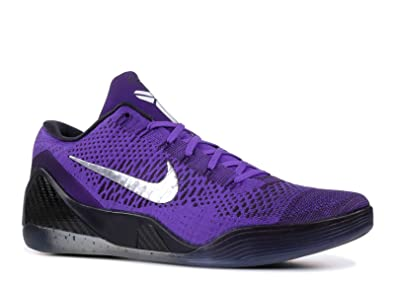 buy popular f1f69 3f3c2 Nike Kobe IX Elite Low Mens Basketball Trainers 639045 Sneakers Shoes (UK 8  US 9