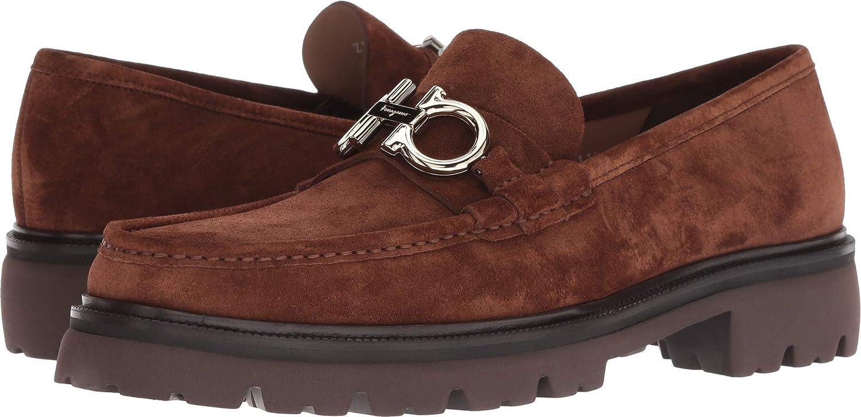 a22a18655d40 Amazon.com  Salvatore Ferragamo Mens Bleecker Bit Loafer  Shoes