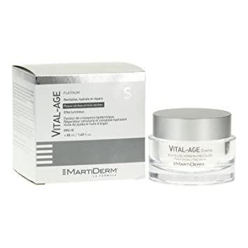 Amazon.com: MARTIDERM VITAL AGE CREAM DRY TO VERY DRY SKIN 50ML X ...