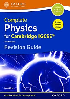 Buy Cambridge Chemistry IGCSE Revision Guide Book Online at