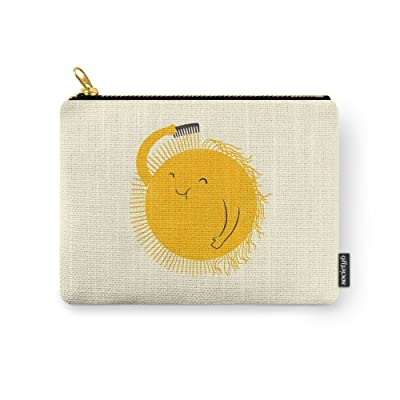 Society6 Here Comes The Sun Carry-All Pouch