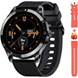 Blackview Smart Watch for Android Phones and iOS Phones, Smart Watches for Men Women, Fitness Tracker Watch with Heart…