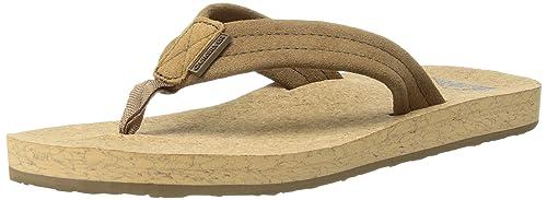 7cfdb4d10b14 Amazon.com  Quiksilver Men s Carver Cork Sandal  Shoes